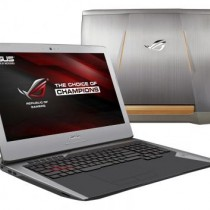 Portable GAMING ASUS G752VT-GC040T